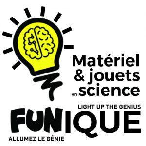 Materiel et jouets en science - Allumez le genie - Funique